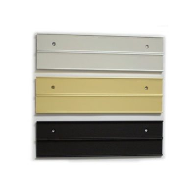 Double Nameplate Holders 104-8