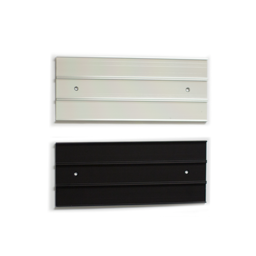 8 Quot Triple Office Nameplate Holders For Doors Or Walls