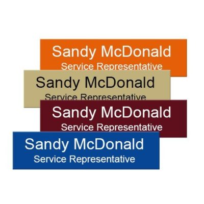 Engraved Plastic Name Plates for Offices - Precision Engraved Employee Name Plates, Office Door Name Plates, Lobby Signs and More. Customize Yours Online! NapNameplates.com