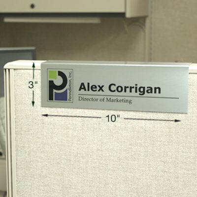 cubicle signs