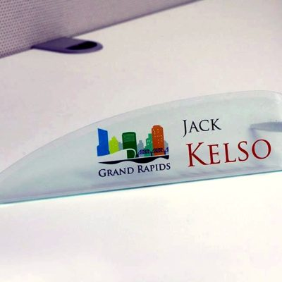 office acrylic nameplates