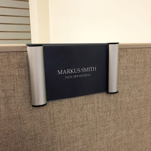 office snap sign