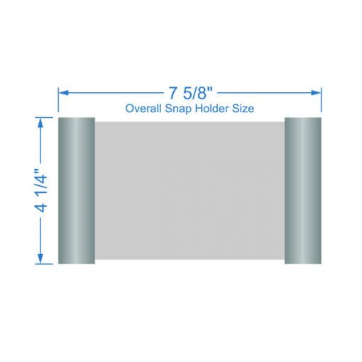 snap frame for office - napnameplats.com